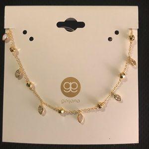 Gorjana Gold Dangle Necklace - New